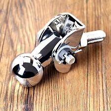 1X Freedom Pivot Tilt Ball Swivel Trailer Hitch Coupler For Motorcycle Parts
