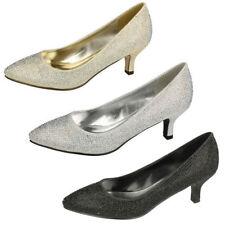 Calzado de mujer Anne Michelle color principal plata