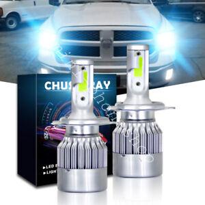 LED 9003 H4 Headlight Kit High/Low Beam Bulbs  For SUZUKI GRAND VITARA 1999-2005