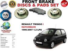pour Renault Twingo I HAYON 96-07 AVANT Uni Kit Disque frein + PLAQUETTE DE