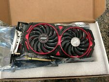 MSI Radeon RX 580 8GB GDDR5 Graphics Card Refurbished by MSI Never Installed