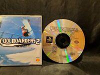 Cool Boarders 2 (Sony PlayStation 1, 1997)