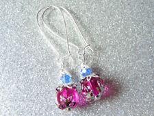 Mode-Ohrschmuck im Hänger-Stil aus Glas mit Schönheits