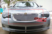 Fits 2004-2008 Chrysler Crossfire Stainless Steel Mesh Main Upper Grille