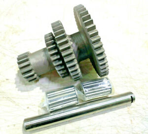 WWII Dodge WC 1/2 3/4ton 6x6,NOS Transmission cluster gear 598482 bearing & pin