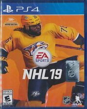 NHL 19 (Sony Playstation 4, 2019, Canadian, Electronic Arts) BRAND NEW