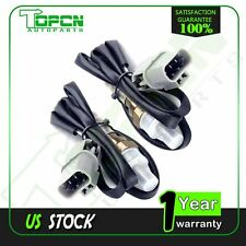 For 1999-2003 Nissan Frontier Upstream/Front Left Right 02 O2 Oxygen Sensor 2Pcs
