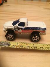 Vintage Matchbox 2002 Mattel Dodge Ram SRT-10 White diecast toy car 589 MBX