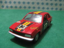 Vintage  -   OPEL  ASCONA   Rally  -  1/43  Auto-Pilen
