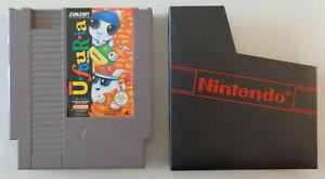 NES Console Game NINTENDO PAL A ITA Italiano Mattel Sun Soft Ufouria U four ia