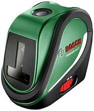 Bosch Laser Lignes Croisées Universel Level 2 - 3x Piles Aa, Softbag,