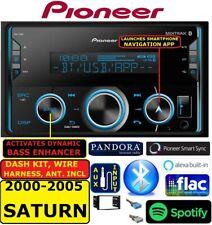 2000-2005 SATURN AM/FM MP3 WMA USB EQ BLUETOOTH IPOD IPHONE AUX CAR RADIO PKG