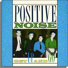 """Positive Noise - Get Up and Go + Tension - 1982 7"""" 45 RPM UK Single!"""