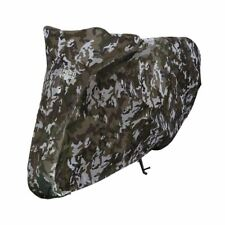Oxford Aquatex Camo Motorcycle Rain Cover Large All Weather Motorbike New