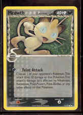 Pokemon MEOWTH 11/17 Promo Card POP Series 5  - MINT!
