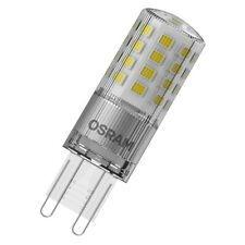 OSRAM LED Superstar PIN 40 G9 dimmbar 2700K 4.4W wie 40W