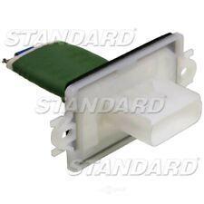 Blower Motor Resistor Standard Motor Products RU380