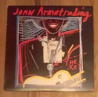 Joan Armatrading ‎– The Key Vinyl LP Album 33rpm 1983 A&M ‎– AMLX64912