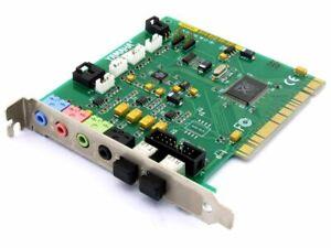 Yamaha XG-Quad Audio Board PCI Star Multimedia Sound Card YST-SC401 CB90041-A01