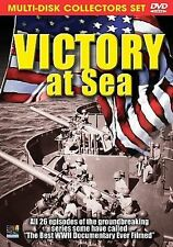 Victory At Sea (DVD, 2005, 3-Disc Set)