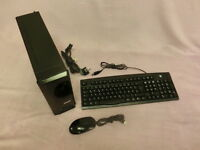 Acer Aspire X3200 Desktop PC, AMD Phenom X4 Quad (4x2,4GHz), 1TB HDD, 4GB RAM