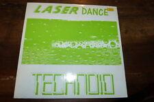 """LASER DANCE - ZYX - Vinyle Maxi 45 tours / 12"""" !!! TECHNOID !!!"""