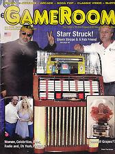 GameRoom Magazine RINGO STARR Gumball Grapes Pinball July 2002