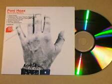 RARE CD PROMO 5 TITRES / PONI HOAX / WE ARE THE BANKERS / TRES BON ETAT