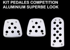 SUPERBE KIT PEDALES ALUMINIUM COMPETITION TOP LOOK! MONTAGE 5MN! GENIAL