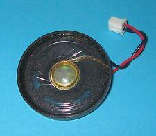 """FTL Round Speaker  8ohm - .25W - 1.55"""" x .23"""" (40mm x 6mm) SMALL THIN .25 WATT z"""