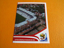 25 STADE TSHWANE PRETORIA PANINI FOOTBALL FIFA WORLD CUP 2010 COUPE MONDE