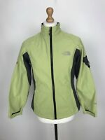 Vintage THE NORTH FACE Womens SOFT SHELL Jacket | SUMMIT SERIES | Large L Green