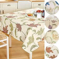Round 100% Cotton Tablecloths