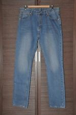 Cheap Monday Tapered Standard Blue Jeans