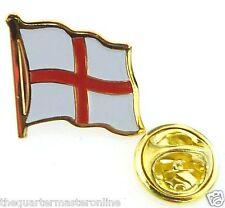 England / St.George Flag Lapel Pin Badge