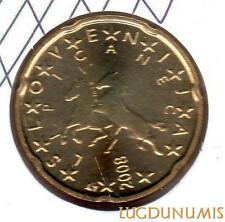 Slovénie 2008 - 20 Centimes d'Euro 148000 exemplaires Provenant du coffret BU RA