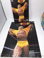 Hulk Hogan - 1990 Milton Bradley - WWF 250 Piece Jigsaw Puzzle Vintage Wrestling