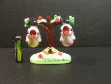 Vintage Tree with Birds 'hanger' Salt and Pepper shakers