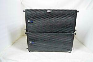 Meyer Mina Compact Curvilinear Array Loudspeaker #9470 (ONE)