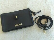 Kenneth Cole Reaction Black Leather Wallet and Crossbody