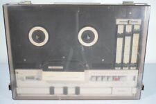 Bekannte Aristona SR-9197 2 Köpfen Tonbandmaschine – Funktioniert teilweise!!