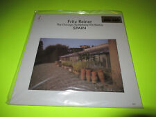 SEALED FRITZ REINER SPAIN LP CHESKY 180 GRAM AUDIOPHILE
