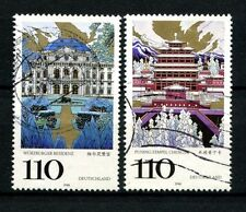 Germany 1998 SG#2863-4 UNESCO World Heritage Sites Used #A25230