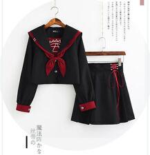 Cardcaptor Sakura Cosplay Costume Sailor Kawaii Lolita Dress(Short / Long)sleeve