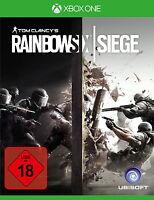 Tom Clancy's Rainbow Six: Siege (Microsoft Xbox One, 2015, only Code)