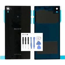 Akkudeckel Backcover für Sony Xperia Z1 L39H C6902 C6903 Schwarz Black Werkzeug