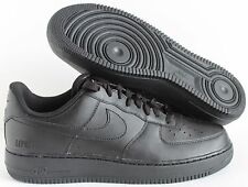 Nike Air Force 1 Low ID Black Duckboot SZ 12  [808791-993]