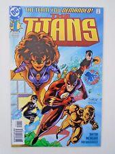 *Titans (1999) 1-12 v1, Jla/Titans 1, Young Justice: Grad Day 1-3 (16 books)