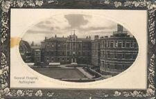 More details for nottingham real photo general hospital peveril series