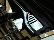 Corvette Wiper Cowl Cover Polished 2Pc 2008-2013 C6+GS